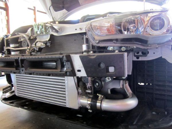"Evo X 4.0"" Intercooler"